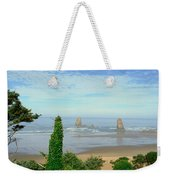 Cannon Beach, Oregon Weekender Tote Bag