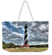 Cape Hatteras Lighthouse, Buxton, North Carolina Weekender Tote Bag
