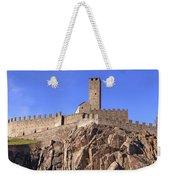 Castelgrande - Bellinzona Weekender Tote Bag by Joana Kruse