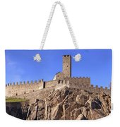 Castelgrande - Bellinzona Weekender Tote Bag