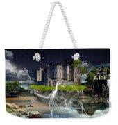 Castle In The Sky Art Weekender Tote Bag