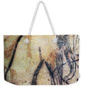 Cave Art: Mammoth Weekender Tote Bag