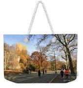 Central Park New York City Weekender Tote Bag