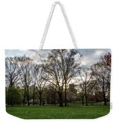 Central Park Views  Weekender Tote Bag