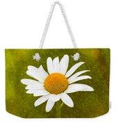 Chamomile Watercolor Weekender Tote Bag
