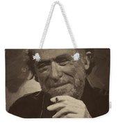 Charles Bukowski 2 Weekender Tote Bag