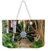 Charleston Gated Garden Weekender Tote Bag