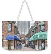 Charlotte Nc Downtown Weekender Tote Bag