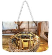 Chesapeake Bay Workboat Weekender Tote Bag