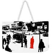 China Weekender Tote Bag