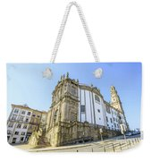 Church Of Clerigos Porto Weekender Tote Bag