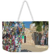 Church Of Profitis Elias - Cyprus Weekender Tote Bag