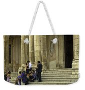 Church Step Lovers Weekender Tote Bag