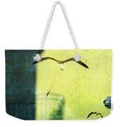 City Shadow Weekender Tote Bag