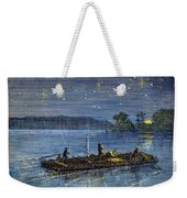 Clemens: Tom Sawyer Weekender Tote Bag