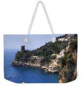 Furore - Coast Of Amalfi Weekender Tote Bag