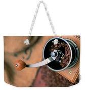 Coffee Weekender Tote Bag