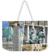 Collage Of Vienna Weekender Tote Bag