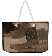 Confederate Camp Weekender Tote Bag