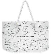 Constellations Weekender Tote Bag