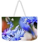 Cornflower Weekender Tote Bag
