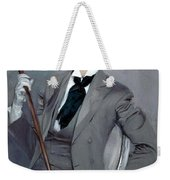 Count Robert De Montesquiou Weekender Tote Bag