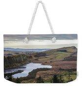 Crag Lough Weekender Tote Bag