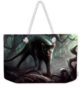 Creepy Weekender Tote Bag