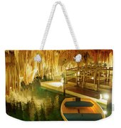 Crystal Cave In Hamilton Parish Bermuda Weekender Tote Bag