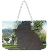 Custer Park, Bismarck, Nd, Usa - Bicentennial Of The Constitution Weekender Tote Bag