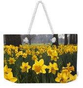 Daffodils In St James Park London Weekender Tote Bag