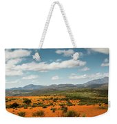 Daisies Blooming In Namaqualand 2 Weekender Tote Bag