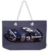 Dale Earnhardt # 3 Goodwrench Chevrolet At Daytona Weekender Tote Bag