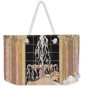 Dangerous Liaisons Weekender Tote Bag by Georges Barbier