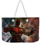 Deadpool Weekender Tote Bag