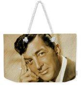 Dean Martin, Actor, Crooner Weekender Tote Bag
