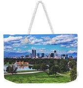 Denver City Park Weekender Tote Bag