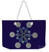 Diatom Arrangement Weekender Tote Bag