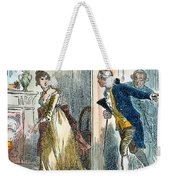Dolley Madison (1768-1849) Weekender Tote Bag by Granger