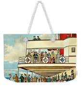 Dominion Line Weekender Tote Bag