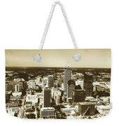 Downtown Indianapolis Weekender Tote Bag