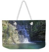 Dripping Springs Falls Weekender Tote Bag