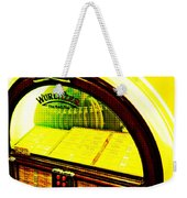 Drop A Dime Weekender Tote Bag