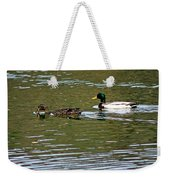 2 Ducks Weekender Tote Bag