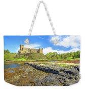Dunvegan Castle Landscape Weekender Tote Bag