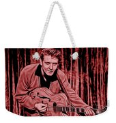 Eddie Cochran Collection Weekender Tote Bag