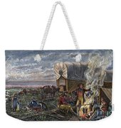 Emigrants To The West Weekender Tote Bag by Granger