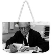 Emilio Segr�, Italian-american Physicist Weekender Tote Bag