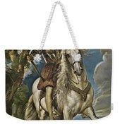 Equestrian Portrait Of The Duke Of Lerma Weekender Tote Bag