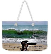 Expecting To Fly Weekender Tote Bag
